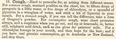 image of Advice no.12 from Rules for Simple Hygiene