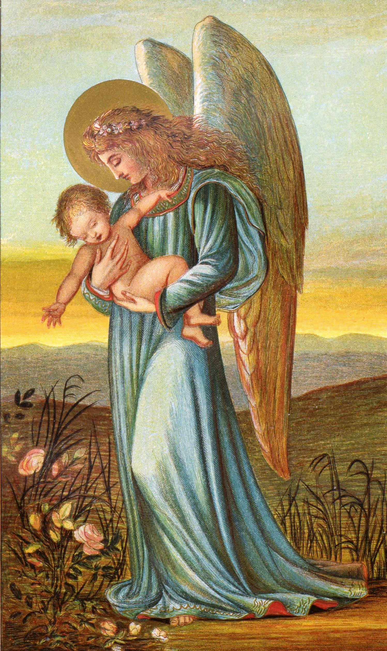 N'oublions pas nos chers anges-gardiens ! - Page 4 Christmas-Angel
