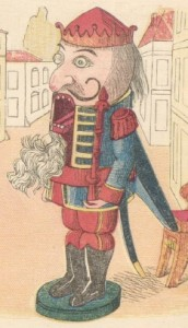 image of The Nutcracker from The Comical Storybook, JUV.567