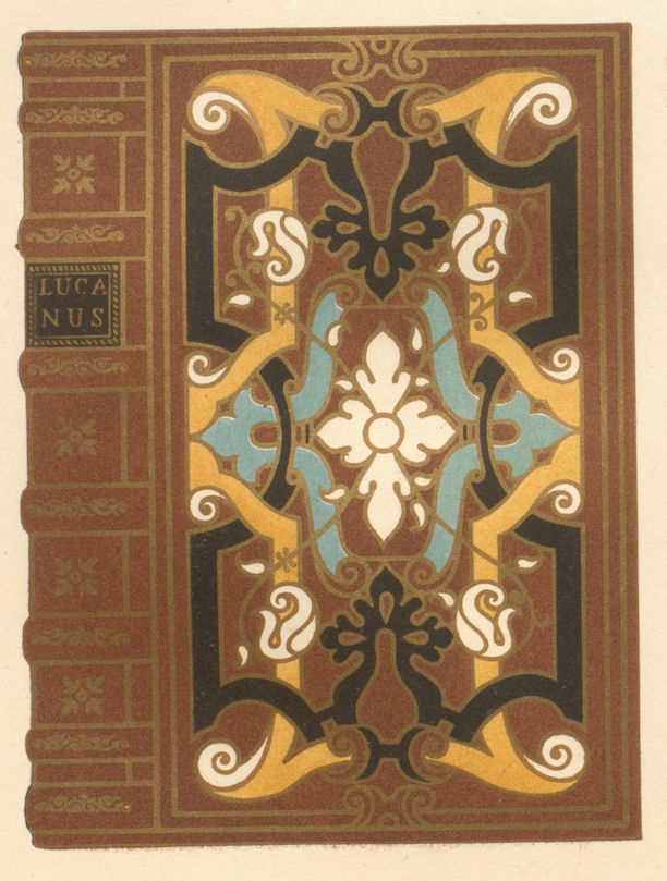 Andrew Lang, The Library. Liverpool University Library: SPEC NOBLE D.8.26