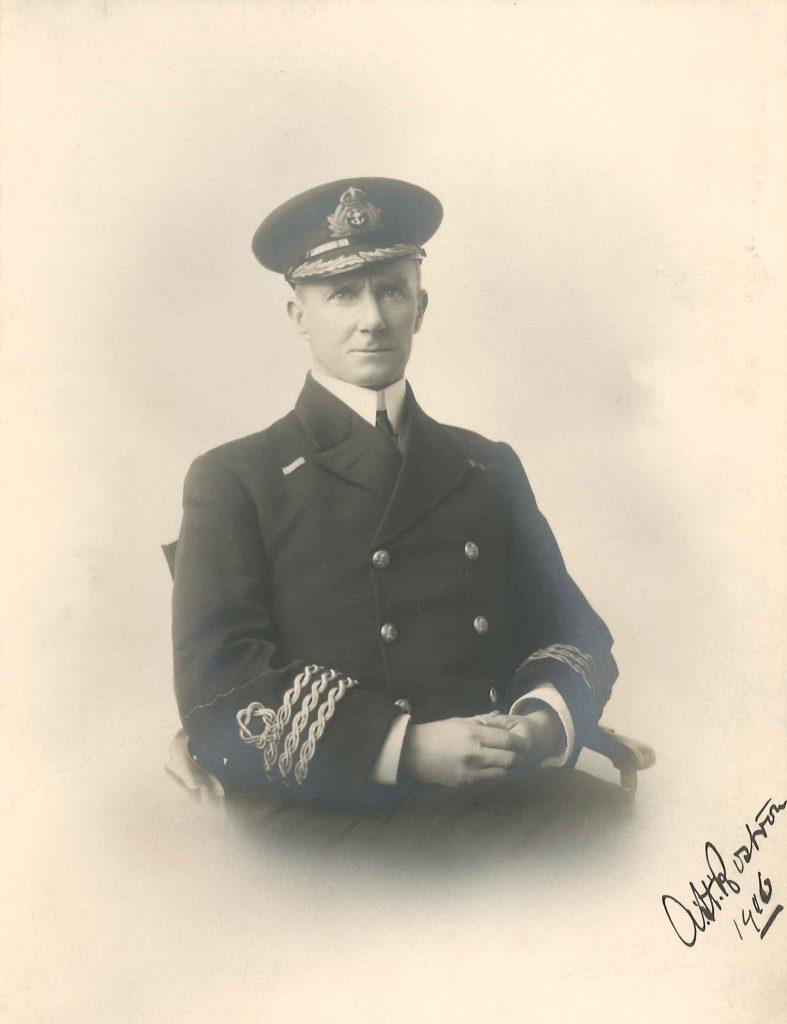 •Commodore Sir Arthur Rostron