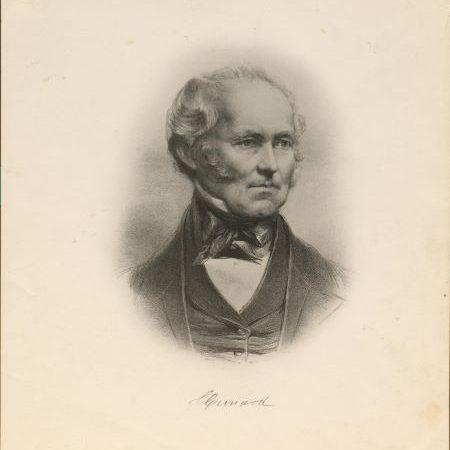 Illustration of Sir Samuel Cunard