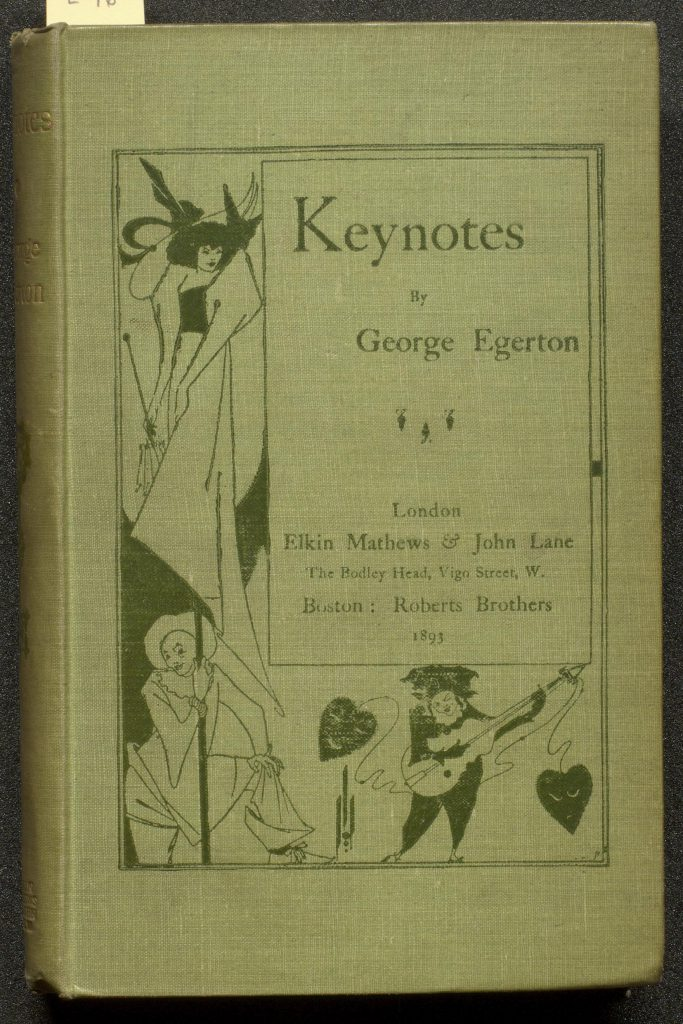 Binding of Keynotes by George Egerton