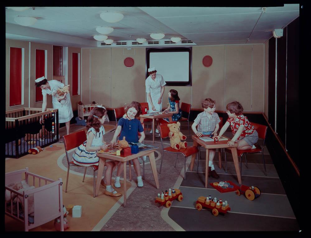 Children's nursery Ivernia II (renamed Franconia II)
